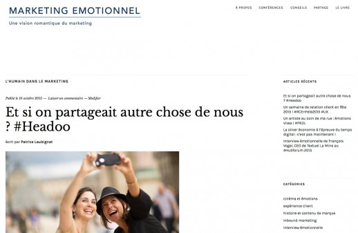 marketing emotionnel