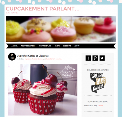 Cupcakement Parlant