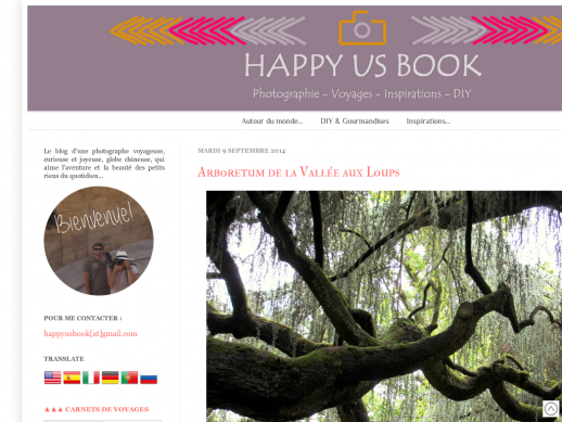 Happy Us Book