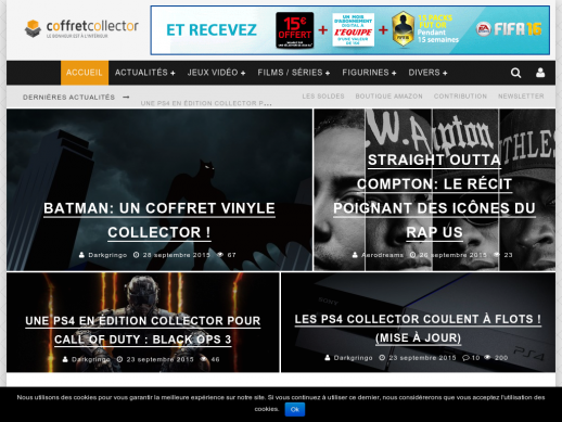 Coffretcollector.fr