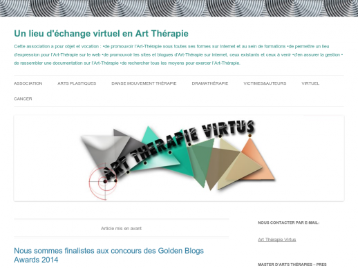 ART THErAPIE VIRTUS