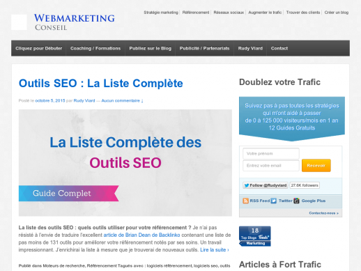 Webmarketing Conseil