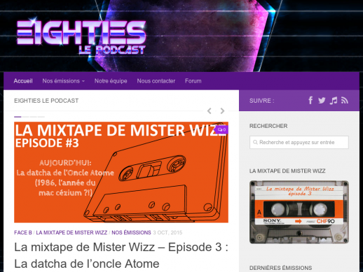 Eighties le podcast