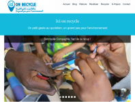 Ici, On Recycle