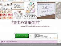FINDYOURGIFT